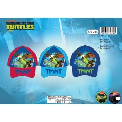 Cap Ninja Turtles 770-734