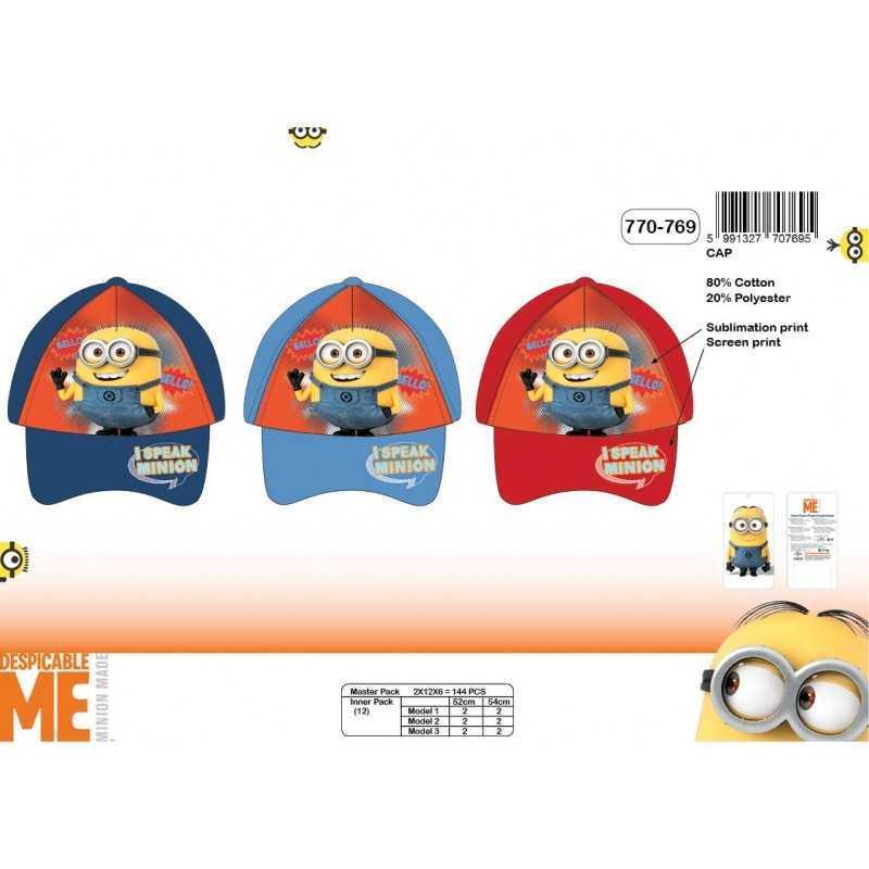 Casquette Minions 770-769
