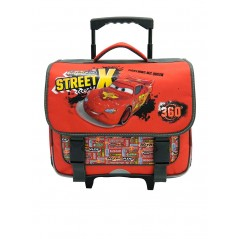 School bag trolley, Disney Cars