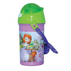 Sofia Disney Automatic Automatic Bottle 500ML