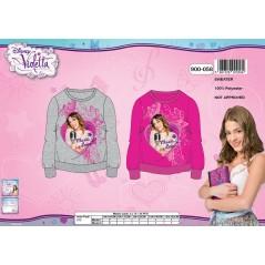 Sweat Violetta Disney 900-058