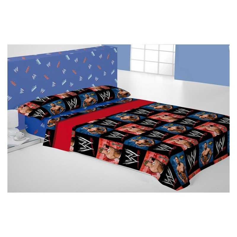 parure de lit wwe batista et john cena. Black Bedroom Furniture Sets. Home Design Ideas