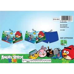 Angry Birds nadar boxeador