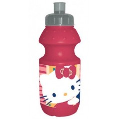 Hello Kitty botella de deporte