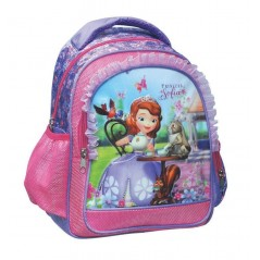 Disney Princess Sofia 3D Backpack 30 cm high quality