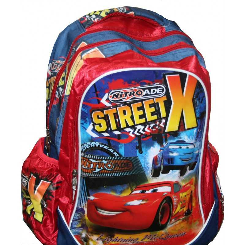 Cars backpack 47cm Superior quality