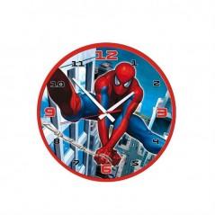 Zegar ścienny Spiderman