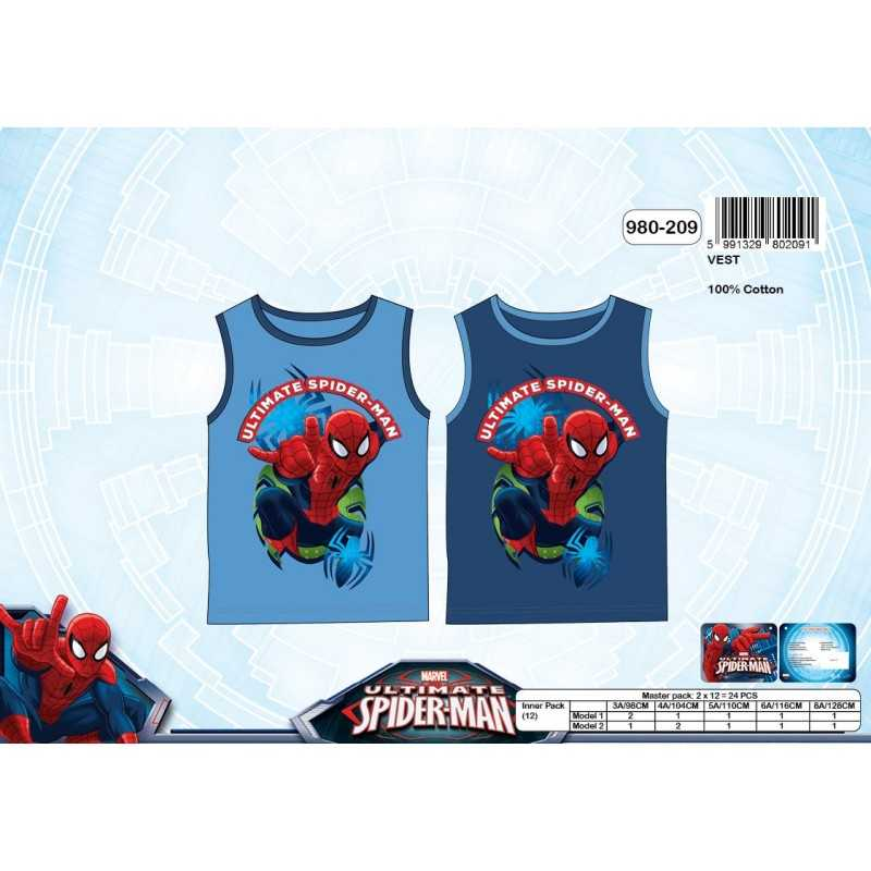 Canotta Spiderman 980-209