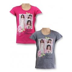 T-Shirt manches courtes Violetta Disney 961-293