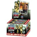 Boosters e 6 cartes wwe Slam Attax
