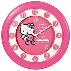 Hallo Kitty Wanduhr