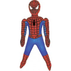 Character inflatable spiderman H60cm