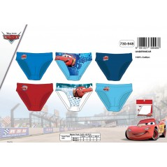 Scatola di 3 Disney Cars 730-948