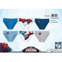 Box of 3 Slips Spiderman 730-952