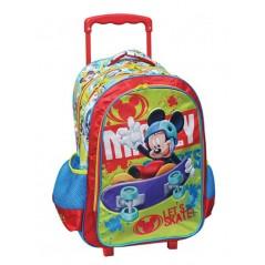 Sac à dos trolley Mickey Disney - Qualité supérieure