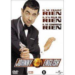 DVD JOHNNY ENGLISH