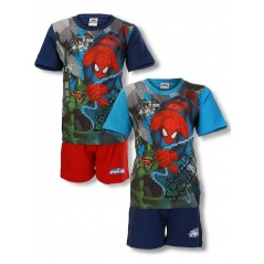 Ensemble short et T-shirt Spiderman