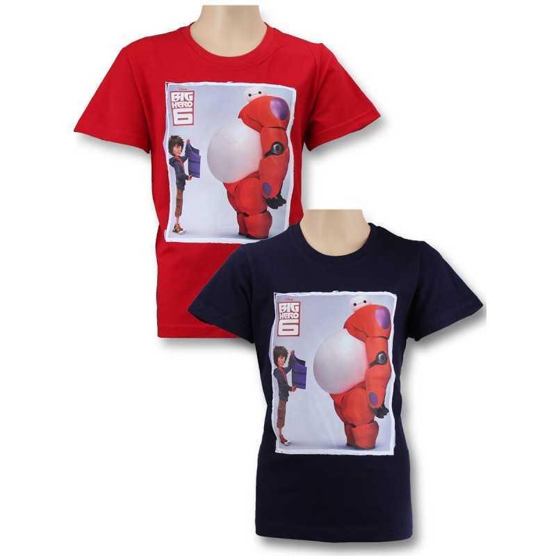 Camiseta de manga corta Big Hero 6 961-476