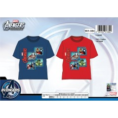 Avengers Short Sleeve T-Shirt 961-384