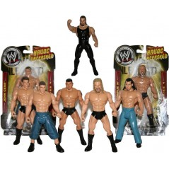 figurine catch wwe series 4 articulated