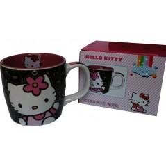 Taza ovalada de cerámica Hello Kitty