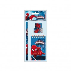 Set di cancelleria SPIDERMAN