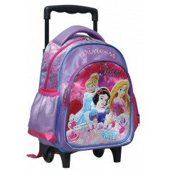 Backpack trolley, Disney Princess 31 cm - superior Quality
