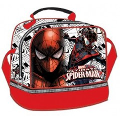 Spiderman snack bag in isothermal