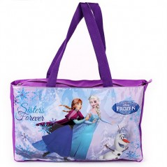 Beach bag FROZEN Snow Queen - 600-033