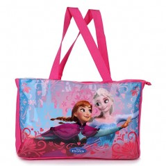 Borsa da spiaggia Snow Queen - Frozen 600-060