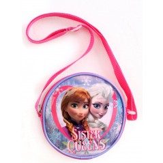 Frozen round shoulder bag - the queen of
