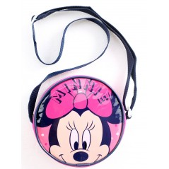 Shoulder bag round Minnie Disney