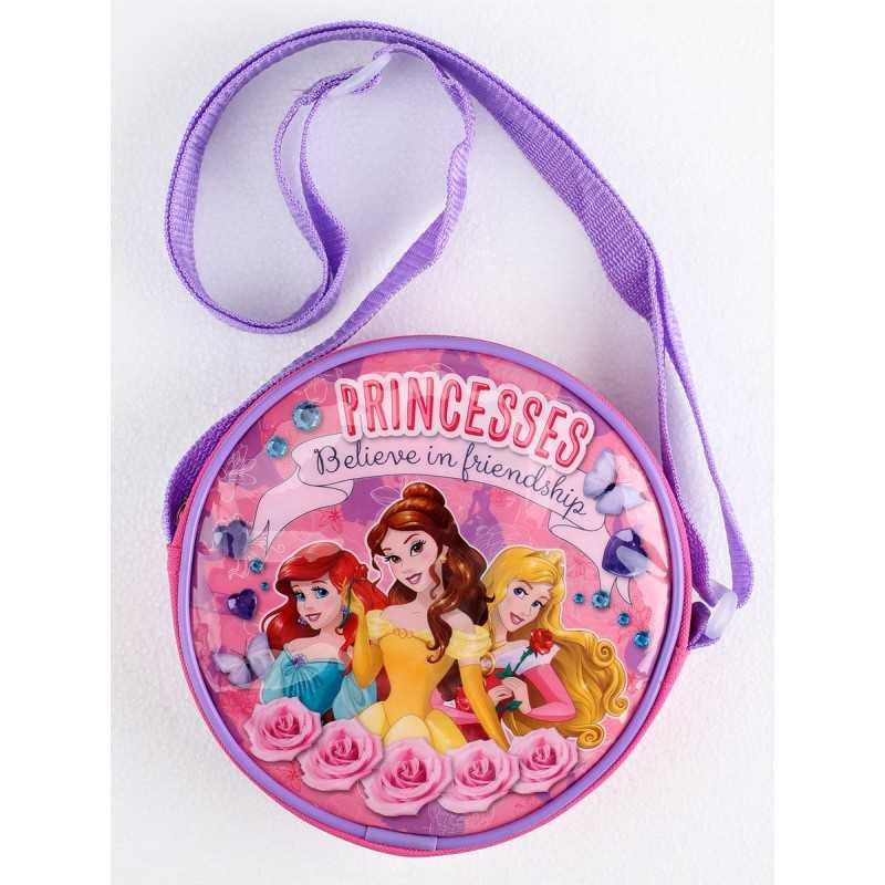 Sac bandoulière rond Princesse Disney