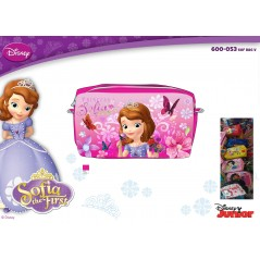 Estuche de lápices Disney Sofia Princess