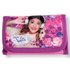 Cartera Disney Violetta