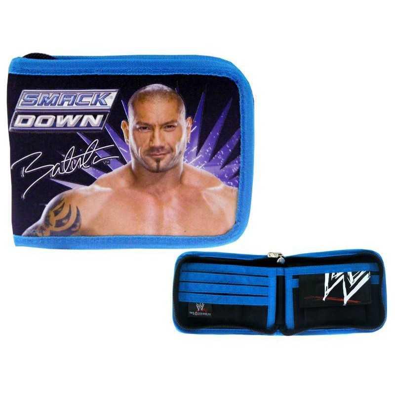 WWE BATISTA PORTAFOLIO