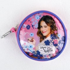 In Stock Disney Violetta Coin Purse