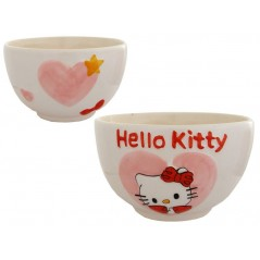 BOWL HELLO KITTY ceramic embossed