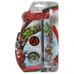 SET 4 PIECES AVENGERS
