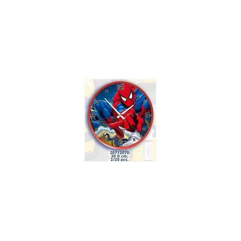 Pendule murale Spiderman -d