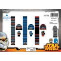 Set 3 piezas Star Wars SOMBRERO + GUANTES + BUFANDA Star Wars