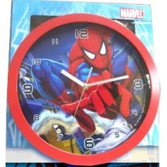 Reloj de pared spiderman