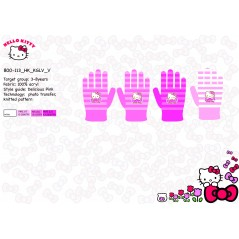 Set Gants Hello Kitty -800-113