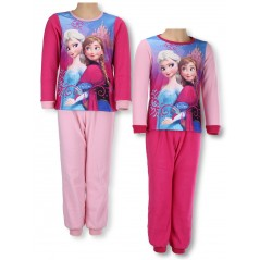 L'ensemble pyjama polaire Frozen - La reine des neiges