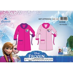 Very soft bathrobe Frozen
