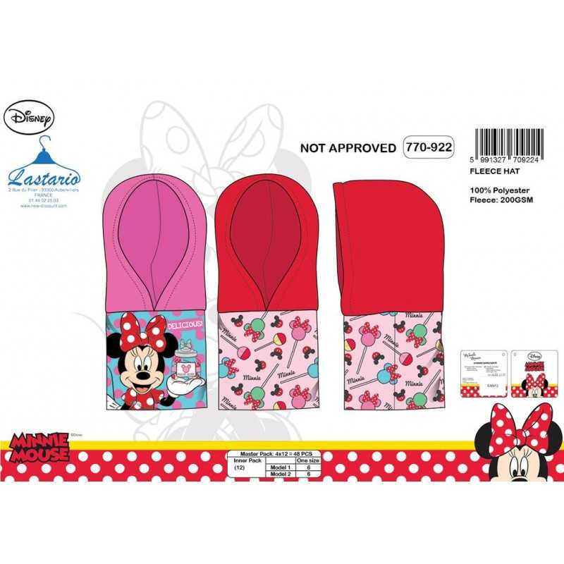 Minnie Fleece Hood 770-922