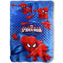 Plaid Fleece Spiderman 720-173