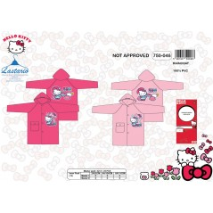 Hello Kitty raincoat