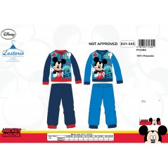 Pyjama polaire long Mickey