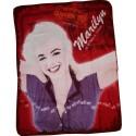 Marilyn Monroe Fleecedecke 125X160 cm - 5100785